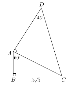 SAT Triangle Question