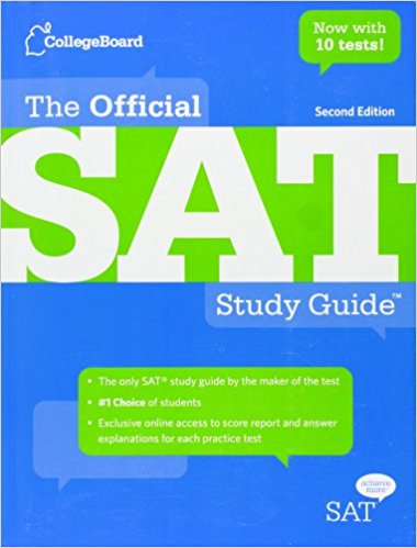 How to read and download the official sat study guide, 2018.