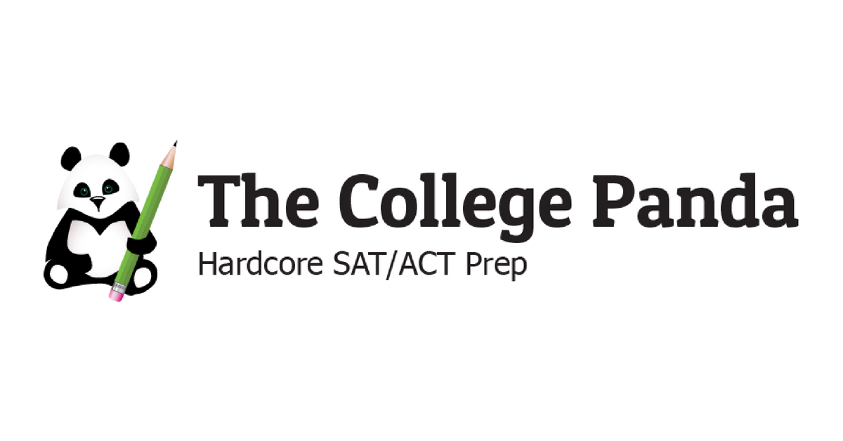 How I Got A Perfect 1600 On The SAT - The College Panda